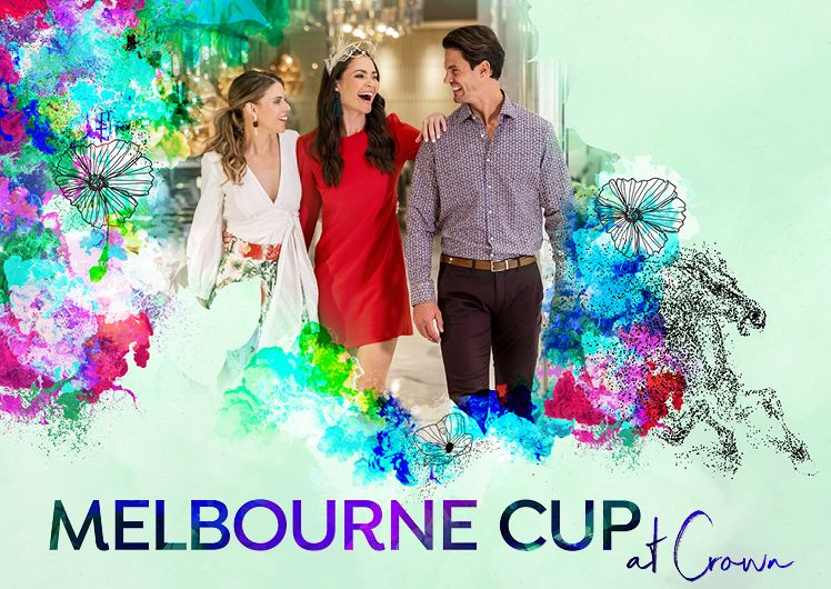 Melbourne Cup reserve your seat