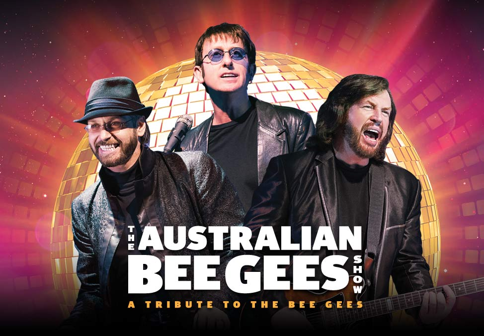 The Australian Bee Gees - Crown Theatre Perth