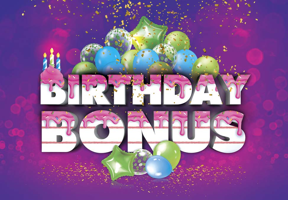Birthday Bonus - Crown Rewards Member Offer at Crown Perth