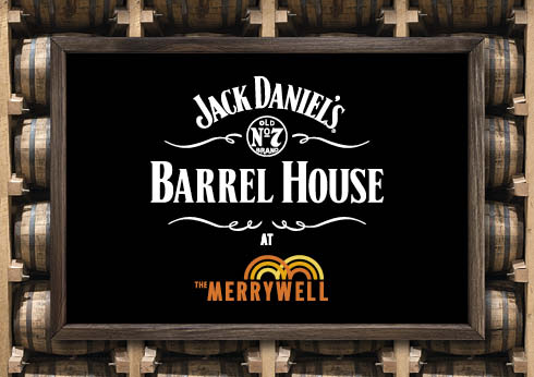 Jack Daniel's Barrel House at The Merrywell