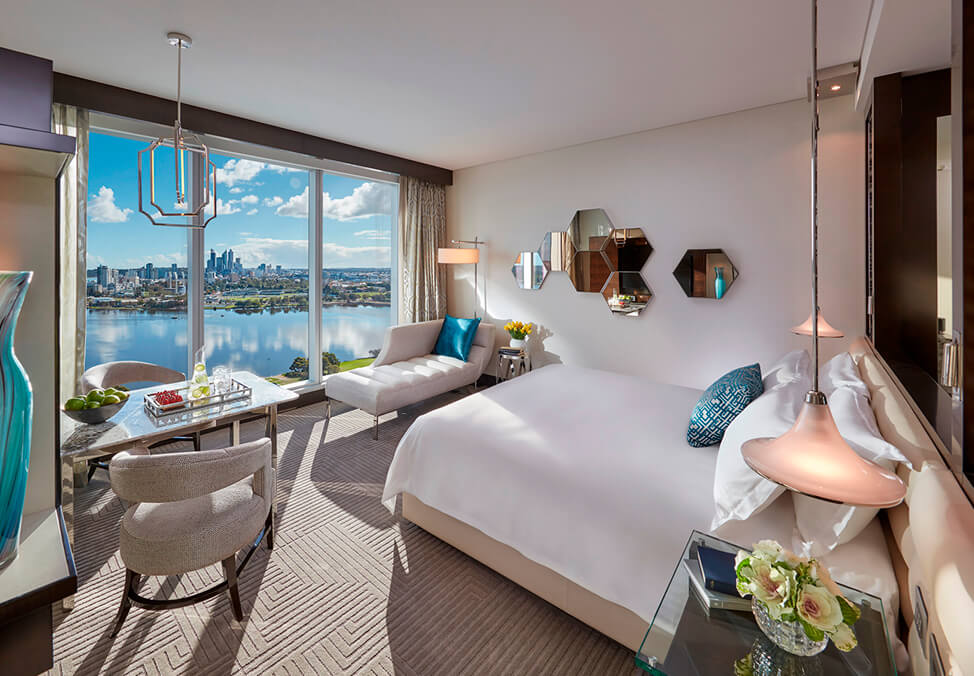 view the premier king or twin rooms at crown towers crown perth