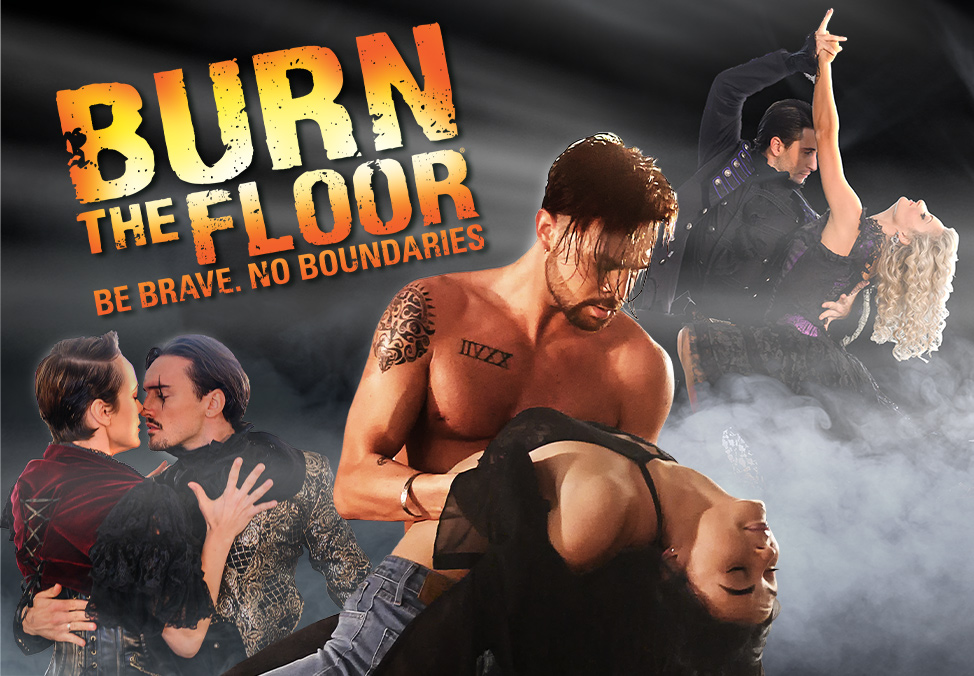 Burn The Floor - Live Theatre Show at Crown Theatre