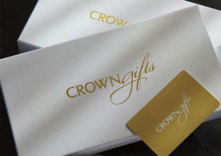 Crown Gifts - Crown Rewards | Crown Perth