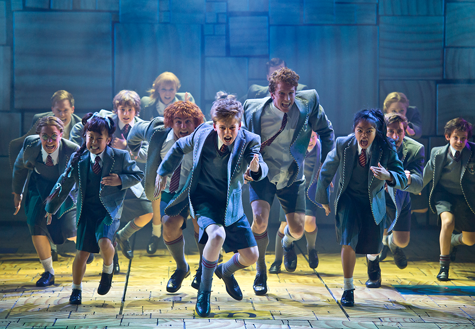 Matilda Show Packages