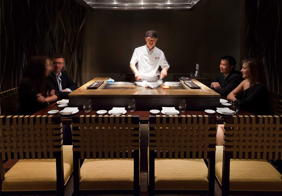 Private Dining at Nobu
