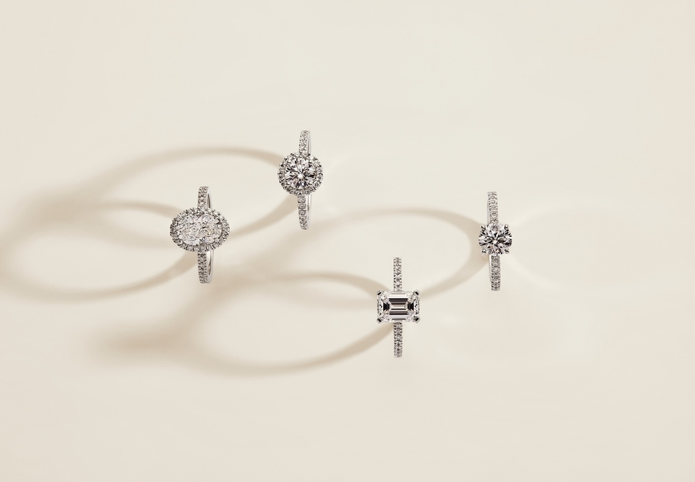 Linneys – Moments Collection rings luxury shopping