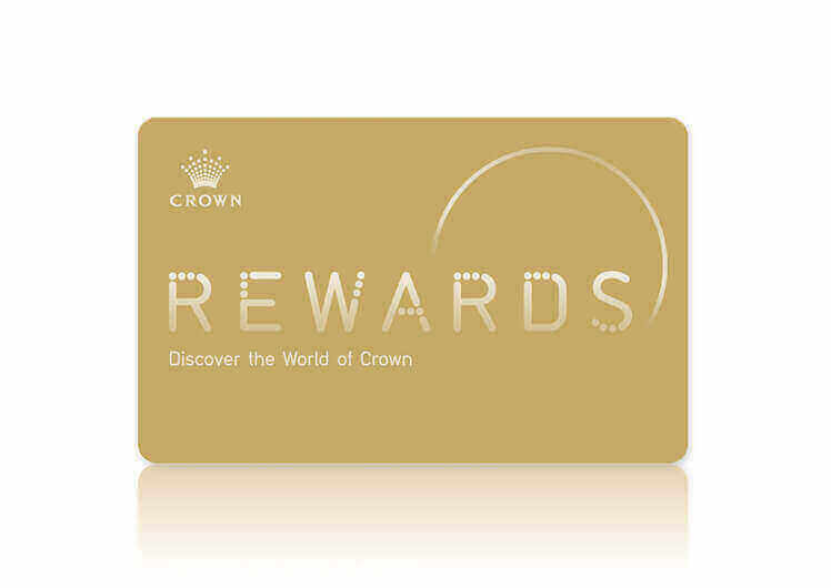Benefits for Crown Rewards Gold Tier - Crown Perth