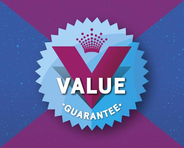 Introducing Crown's Value Guarantee - Crown Perth