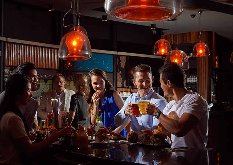 Earn Points at Restaurants - Crown Rewards | Crown Perth