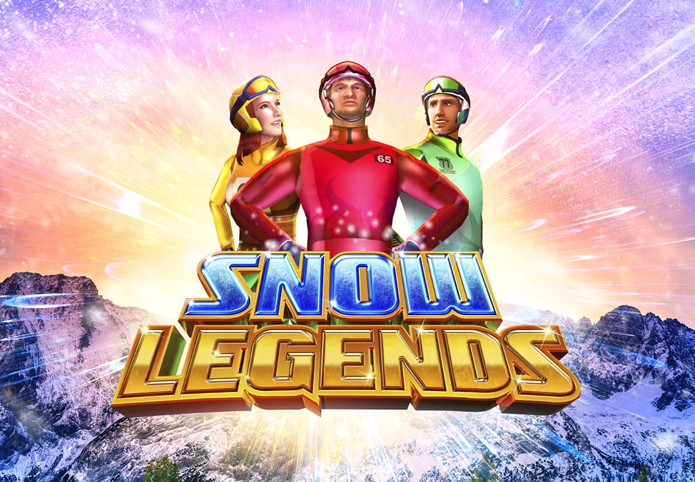 Snow Legends Gaming Machine at Crown Perth