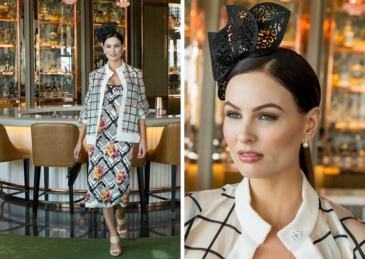 Melbourne Cup Fashion - Florals