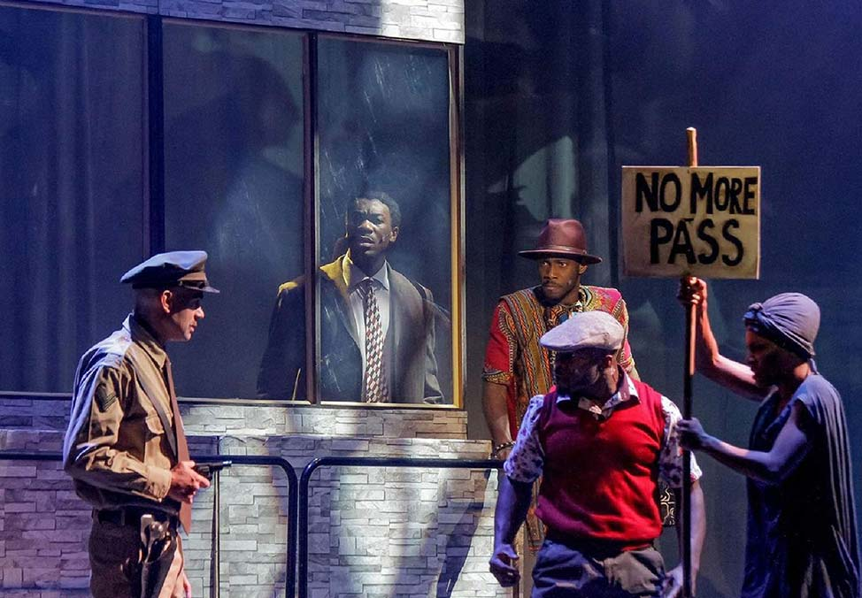 Madiba The Musical at Crown Theatre Perth