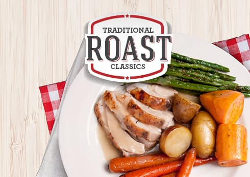 Carvers Traditional Roast Classics at Crown Perth Casual Restaurants