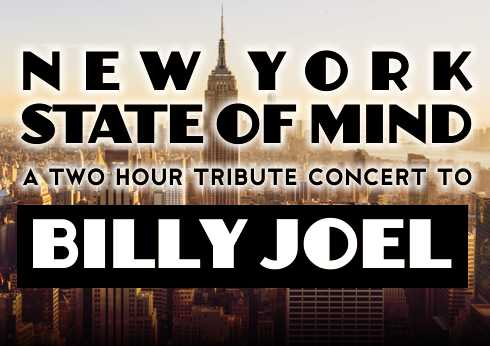 Crown Melbourne Entertainment New York State Of Mind - A Tribute to Billy Joel