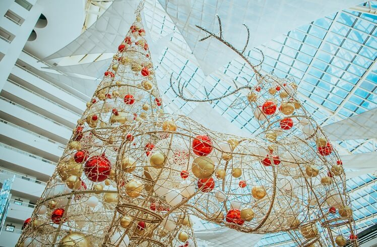 christmas at crown perth