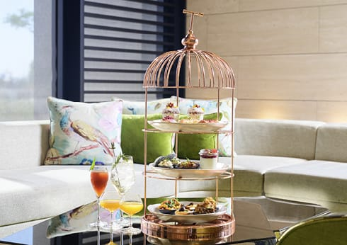 Birdcage Brunch at TWR