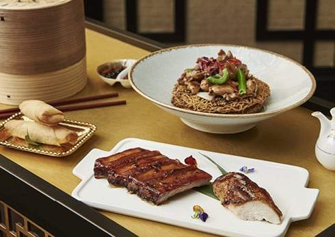$55 Ultimate Lunch at Silks - Crown Perth