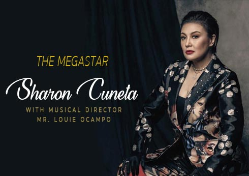 Sharon Cuneta - My Forty Years at Crown Theatre Perth