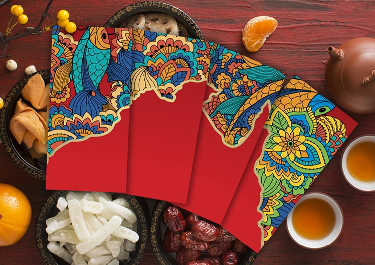 Red Packets - Lunar New Year at Crown | Crown Perth