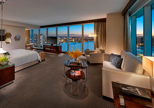 Executive Club Suite Crown Towers Perth
