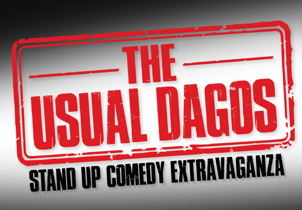 The Usual Dagos at Crown Theatre Perth