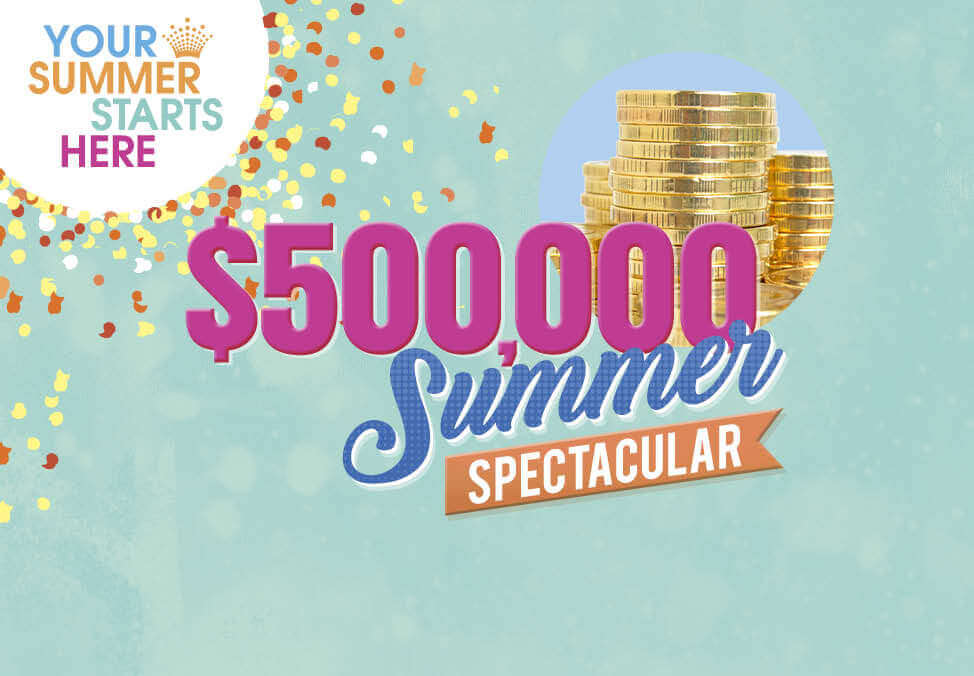 Summer Spectacular Grand Prize Draw Winners - Crown Perth