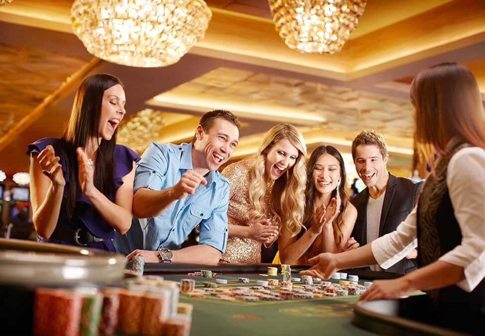 Perth Casino CasinoGames Roulette Players
