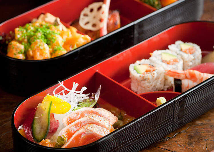 Crown Perth Restaurants Nobu Bento Box