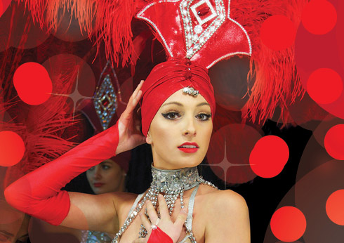 Cabaret De Paris at The Palms at Crown Perth