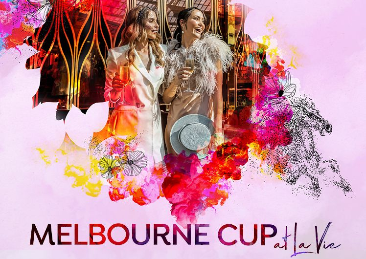 Melbourne Cup Lunch at La Vie - Crown Perth