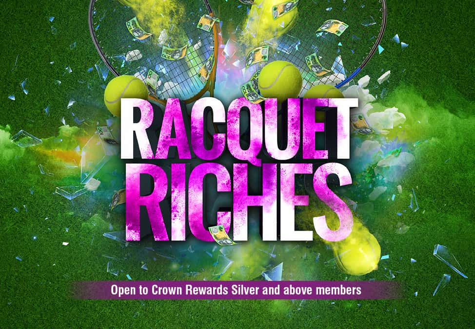 Riverside Room Racquet Riches