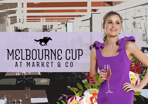 Melbourne Cup Lunch at Market & Co - Crown Perth