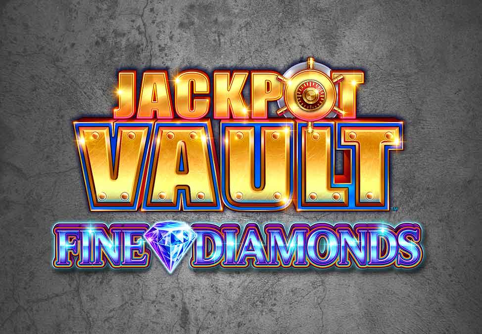 Crown Perth Casino Gaming Jackpot Vault- Fine Diamonds
