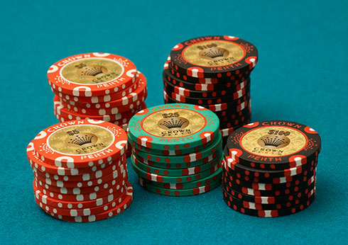 Crown poker schedule perth electric shock roulette
