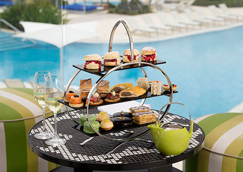 Afternoon Tea at Bistro Guillaume Perth