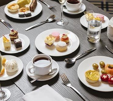 High Tea at Atrium Buffet
