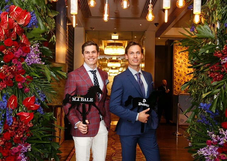 Melbourne Cup Mens Fashion 2017 - Crown Perth