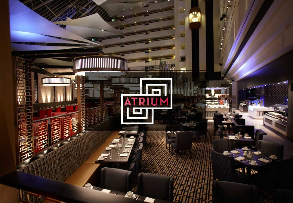 Functions & Private Dining at Atrium