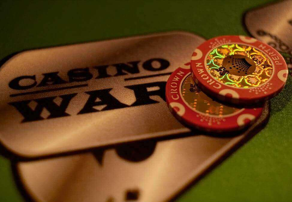 Perth Casino CasinoGames CasinoWar