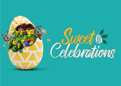 Easter Long Weekend Sweet Celebrations