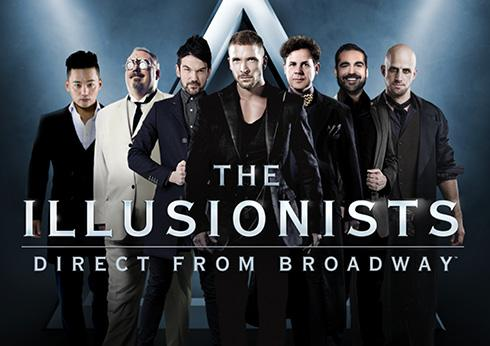 The Illusionists Direct from Broadway - Crown Perth