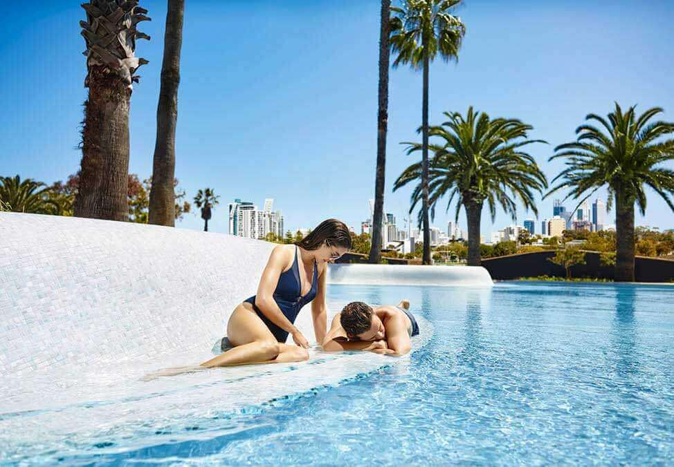 Crystal Summer Escape Hotel Offer - Crown Towers Perth