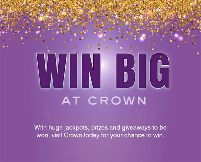 ​Win Big at Crown Casino Perth