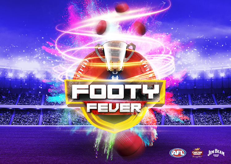 footy fever crown perth