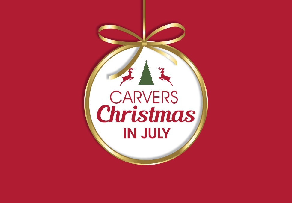 Carvers Christmas in July