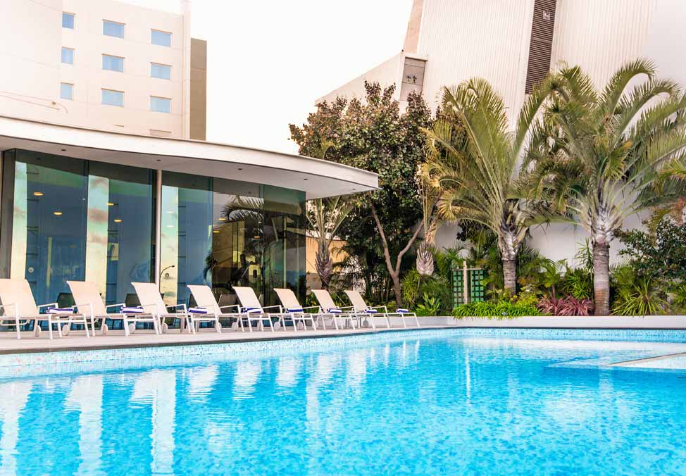 A Summer's Stay at Crown Promenade Perth