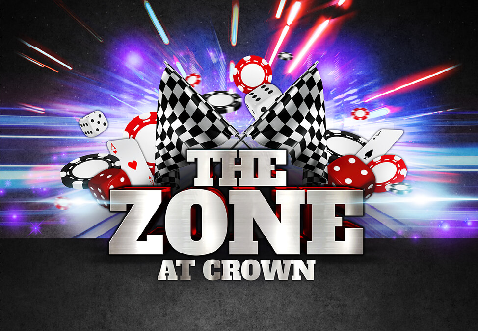 the zone at crown perth gaming table games roulette launch party