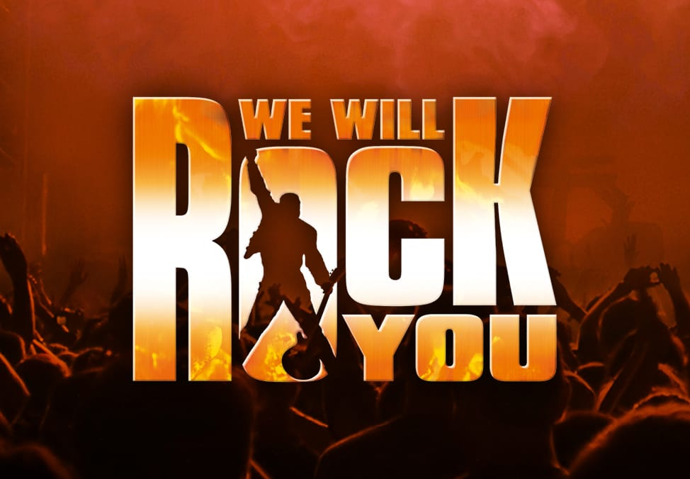 We will rock you crown theatre