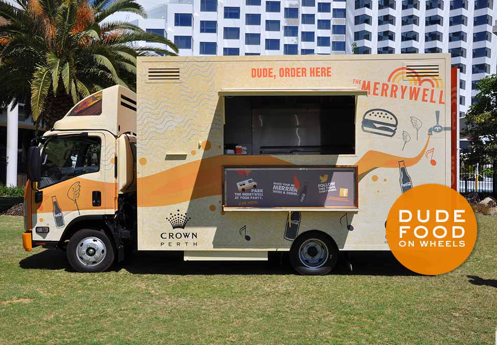 Perth Restaurants Casual SpecialOffers MerrywellFoodTruck