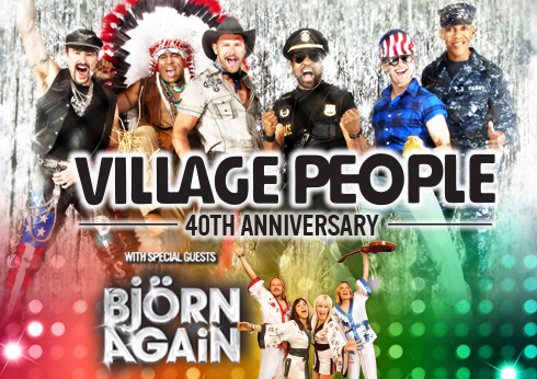 Village People - Live Concerts | Crown Perth